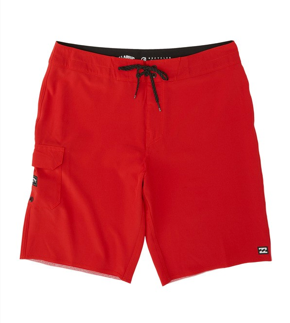 All Day Pro Boardshorts - Ligeguard Red