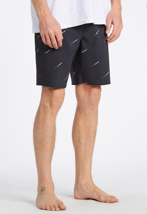 Sundays Mini Pro Boardshorts - Stealth