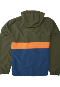 Wind Swell Anorak Jacket - Military