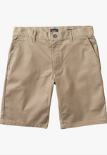 Load image into Gallery viewer, Weekend Stretch Shorts - Dark Khaki