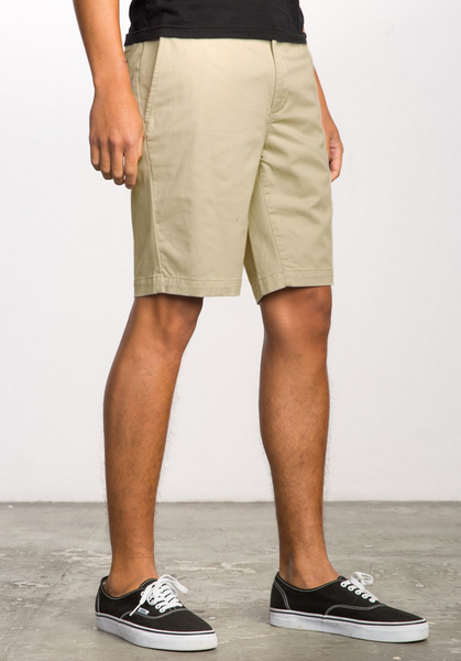 Weekend Stretch Shorts - Khaki
