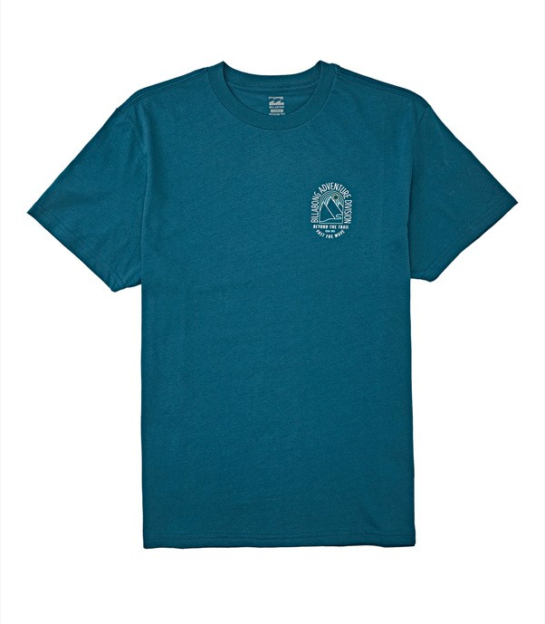 Beyond Short Sleeve Tee - Pacific