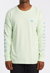 Unity Long Sleeve T-Shirt - Cool MInt