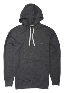 All Day Pullover Hoody - Black