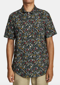 Costello Flor Button-Up Shirt - Multi
