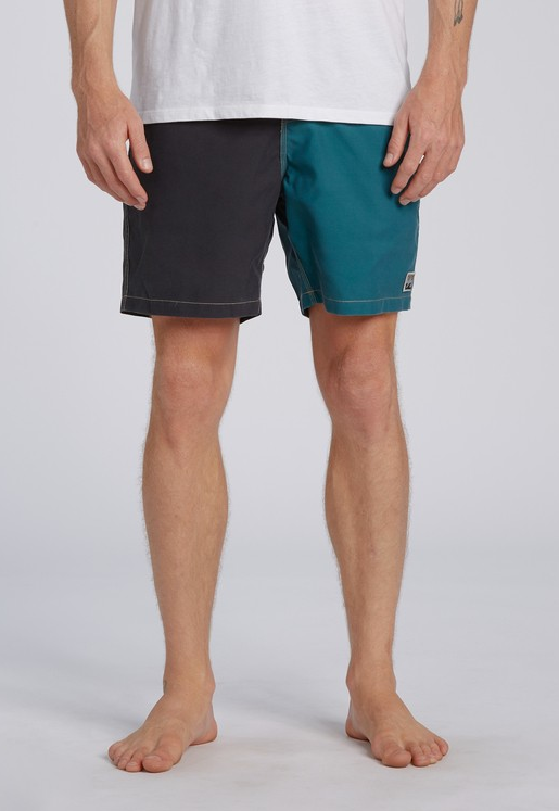 Halfrack Originals Boardshorts - Black