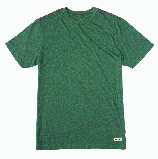 Solo Label Tee - Sequoia Green