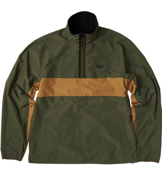 Atlas Reversible Jacket - Military