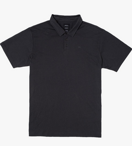 Sure Thing III Polo - Pirate Black