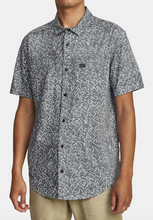 Load image into Gallery viewer, Oblow Waves Short Sleeve - Black