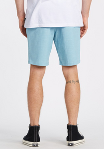 New Order Slub Submersible Walkshort - Harbor Blue