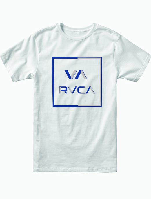 Circuit Short Sleeve Tee - White