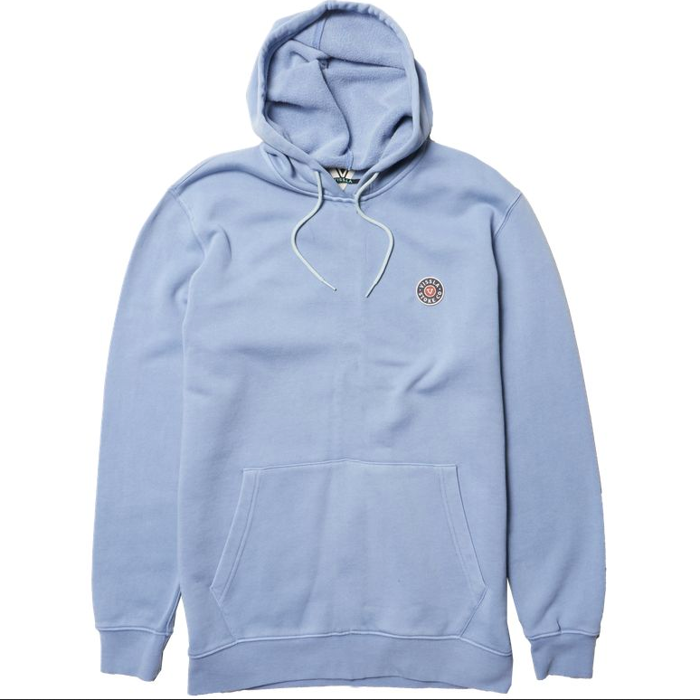 Solid Sets Eco Hoodie - Cool Blue