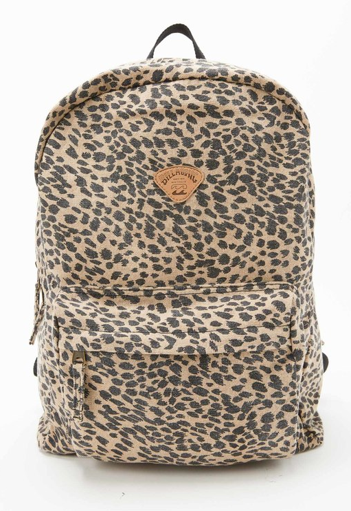 Schools Out Backpack - Animal