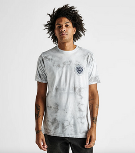 Grizzly Wash Premium Tee - Grey