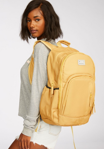 Roadie Backpack - Bright Gold