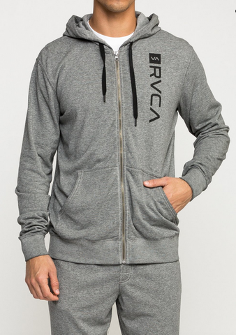 Cage Hoodie - Heather Grey