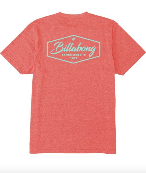 Trademark Tee - Red Heather