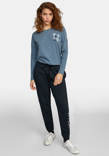 Copa Long Sleeve Tee - Stormy Blue