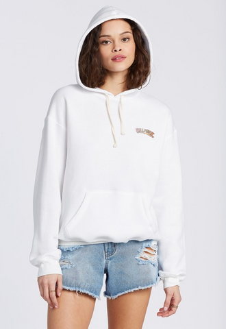 Born To Roam Sweatshirt - Salt Crystal
