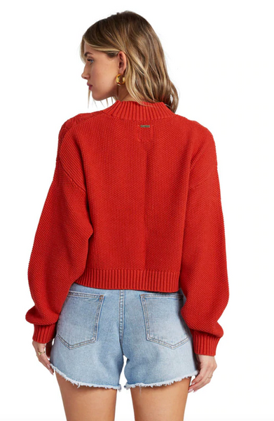 Great Escape Sweater - Paprika