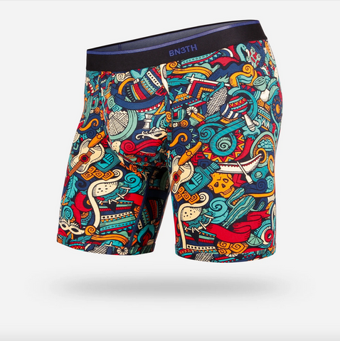 Classic Boxer Brief - Fiesta Multi
