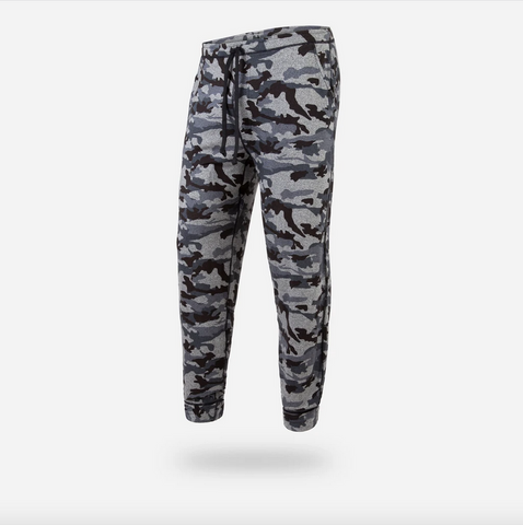 PJ Long - Heather Camo Black