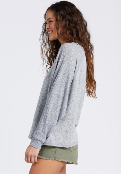 First Start Top - Athletic Grey