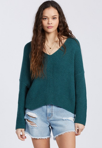 Its Me Sweater - Evergreen