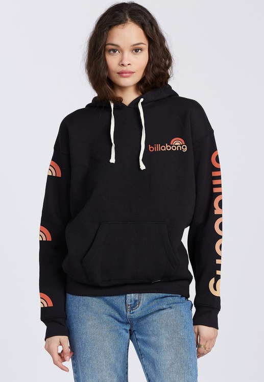Make Me Mellow Hoodie - Black