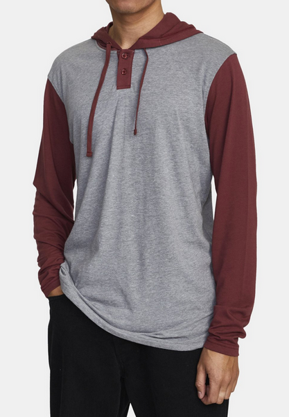 Pick Up II Hoodie - Oxblood Red
