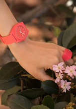 Load image into Gallery viewer, Time Teller P - Matte Coral