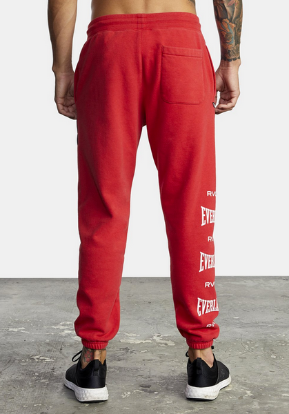 Everlast Sport Sweatpant - Red