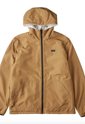 Switchback Reversible Jacket - Clay