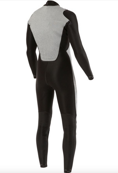 Mens 7 Seas 4/3 Back-Zip Full Wetsuit