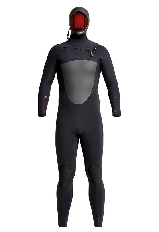 Mens Drylock Hooded 4/3 Fullsuit