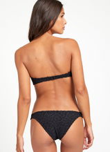Load image into Gallery viewer, WILD BANDEAU - BLACK