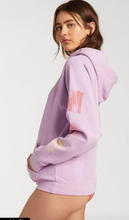 Load image into Gallery viewer, Catchin' Waves Pullover Sweatshirt - Lit Up Lilac