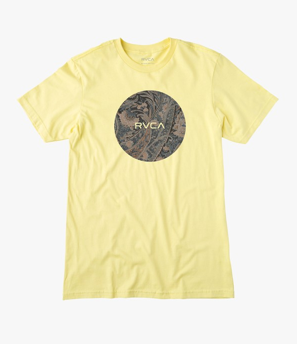 Motors Short Sleeve Tee - Bright Yellow