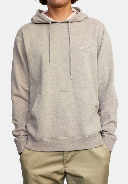 Shane Overdye Pullover Hoodie - Pale Mauve