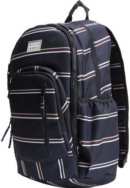 Roadie Backpack - Black/Vanilla