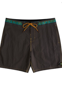 "Currents Lo Tide Boardshort 17"" - Raven"