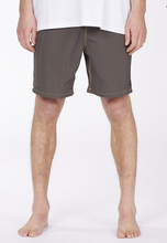"Load image into Gallery viewer, Currents Lo Tide Boardshort 17"" - Raven"