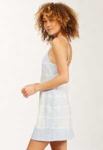 Easy On Me Knit Dress - Clear Sky