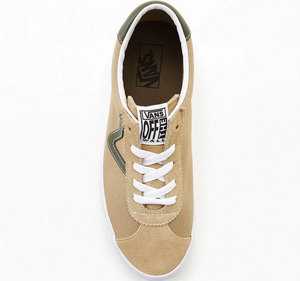 Vans UA Sports - Tan/olive/black