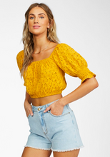 Load image into Gallery viewer, Summer Girl Top - Sunflower