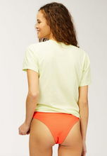 Load image into Gallery viewer, Surfadelic Short Sleeve Tee - Key Lime