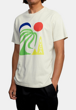 Load image into Gallery viewer, Oasis Short Sleeve Tee - Silver Beach