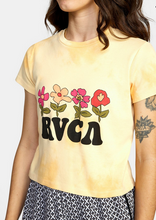 Load image into Gallery viewer, Freedom Flowers Short Sleeve Tee - Apricot