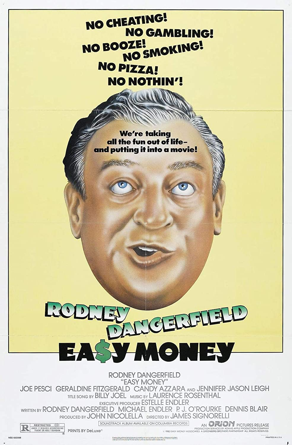 Easy Money with Rodney Dangerfield